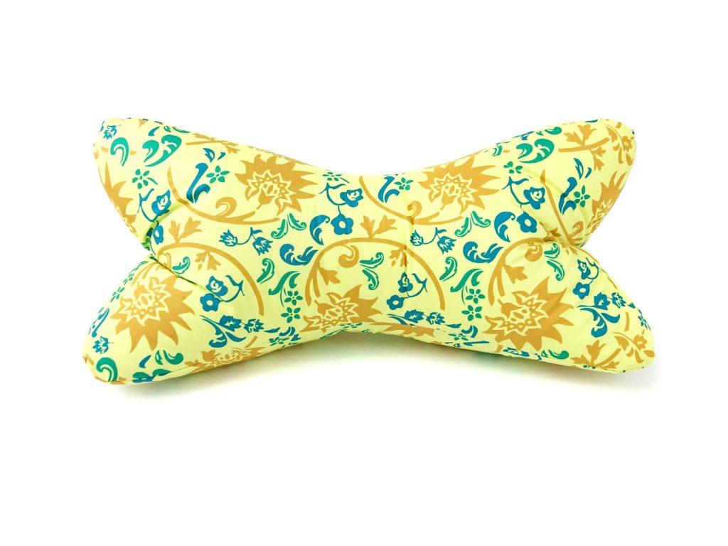 Leseknochen – Blumen gelb