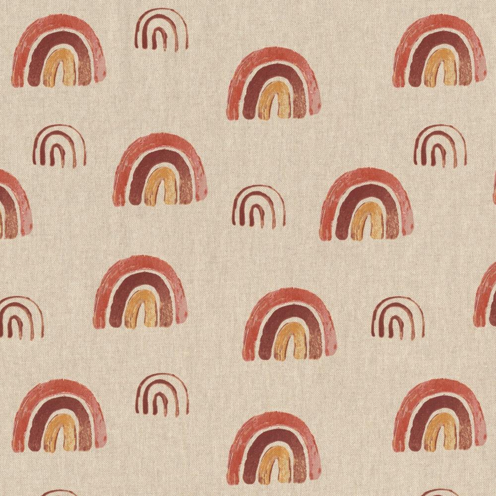 Kissenbezug 40x40cm - Regenbogen