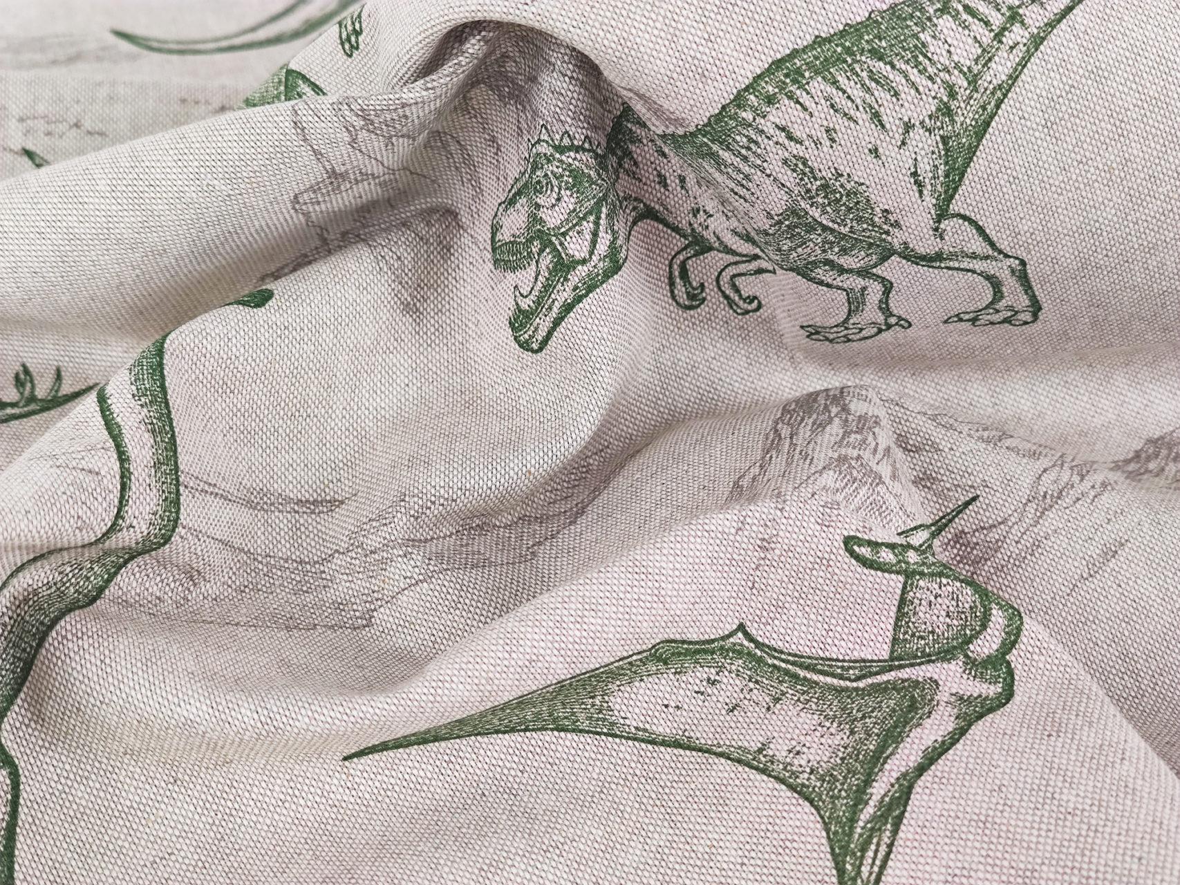 Leseknochen-Dinosaurier