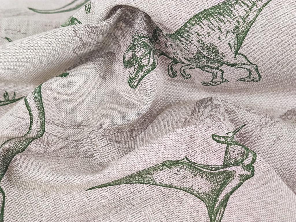Kissenbezug 40x40cm - Dinosaurier