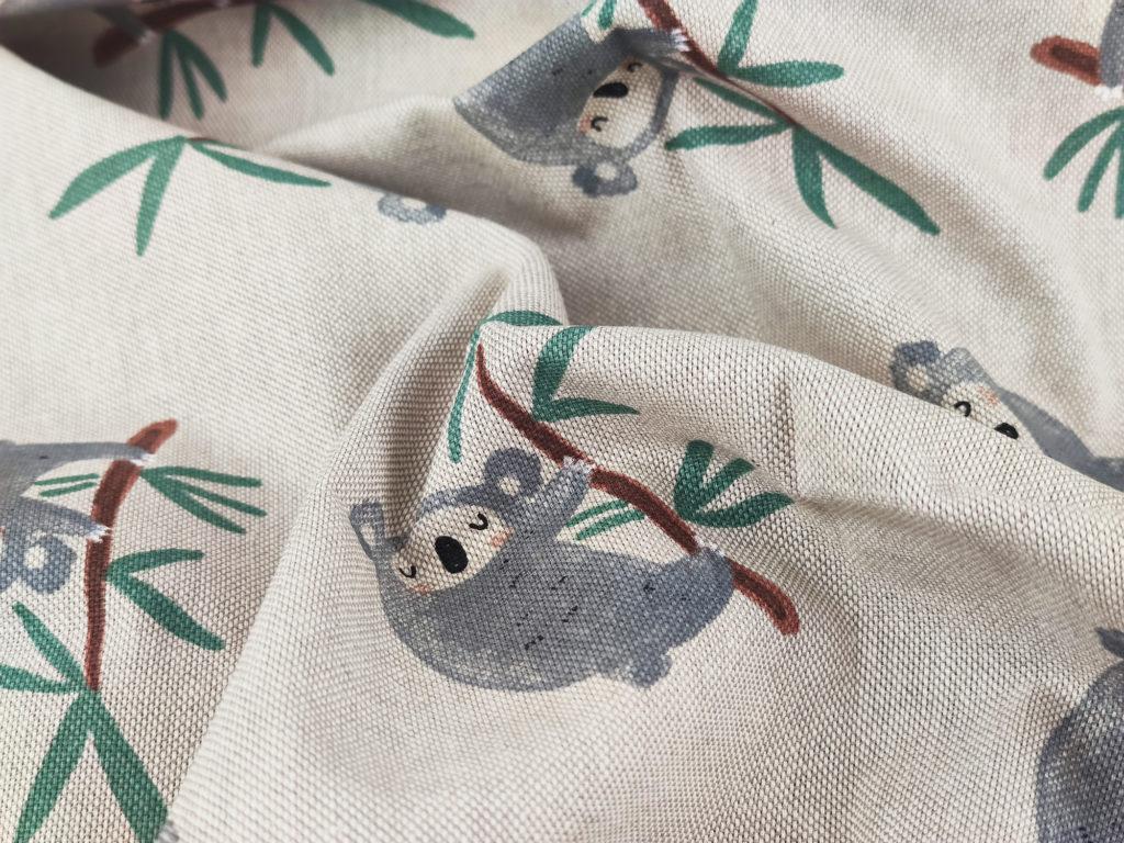 Kissenbezug 40x40cm - Koala