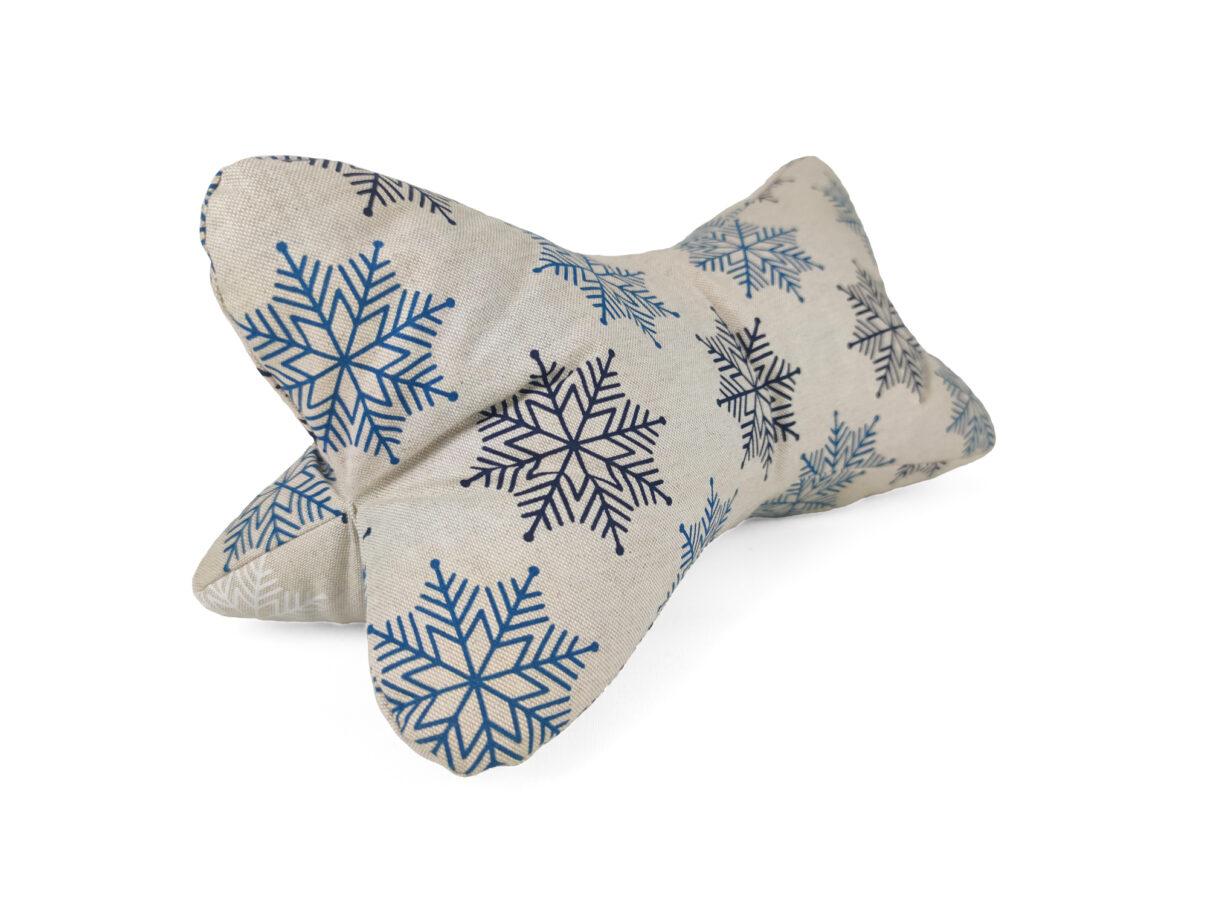 Leseknochen – Schneeflocken